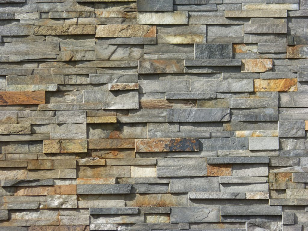 stone wall, texture, background